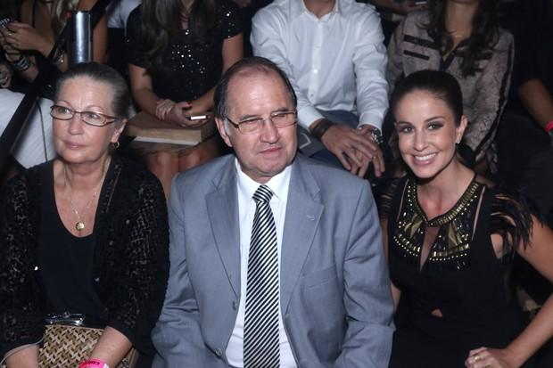 Família Gisele Bündchen (Foto: Thiago Duran/AgNews)