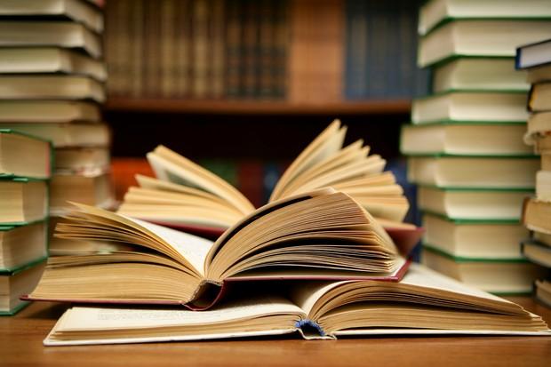 Livros são a melhor opção de presente - no Natal e sempre (Foto: Wikimedia Commons)