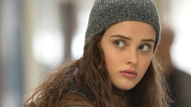 Katherine Langford como Hannah Baker em '13 Reasons Why' (Foto: Divulgação/Reprodução)