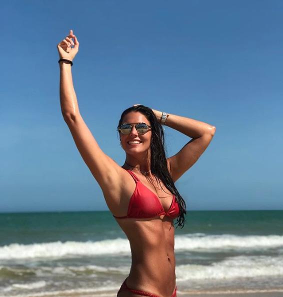 Daniela Sarahyba (Foto: Reprodução)