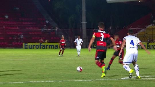 Flamengo despacha o São Caetano e pega Cruzeiro nas oitavas da Copinha