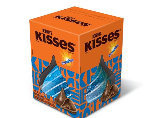 Hershey's Kisses Ovomaltine (Foto: Divulgação)