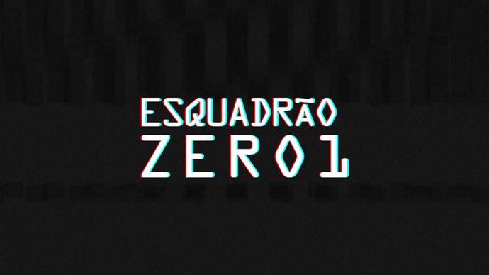 Esquadrão Zero1 apresenta os bastidores do programa (Foto: Cristiano Zoucas/Gshow)