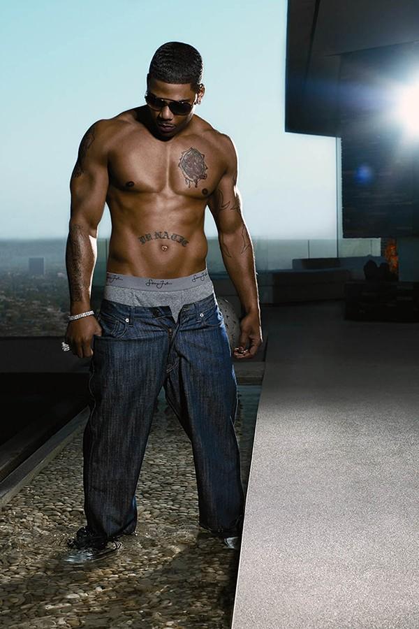 Nelly para Sean John (Foto: Divulgação)