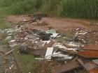 Moradores do DIC IV denunciam o descarte ilegal de lixo em Campinas