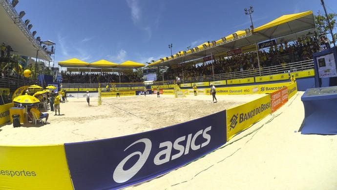 Circuito Brasileiro em Aracaju (Foto: Renan Rodrigues/CBV)