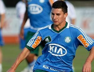 joão Denoni treino Palmeiras (Foto: Cesar Greco / Ag. Estado)