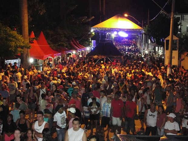 Carnaval 2014 em Ubá, MG 1 (Foto: Prefeitura Ubá/ Divulgação)