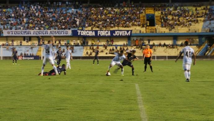 Derrota complica situação do São Francisco no Campeonato Paraense (Foto: Ascom São Francisco/Divulgação)