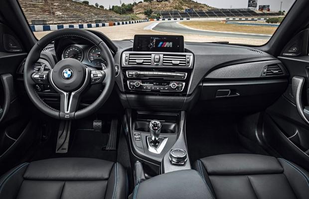 BMW M2 Coupé (Foto: Divulgação)
