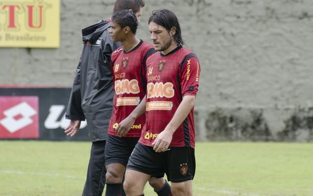 Germano - Sport (Foto: Divulgação/Sport)