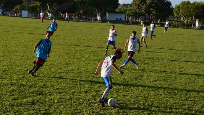 Vilhena seleciona equipe para o estadual sub-20 (Foto: Jonatas Boni)