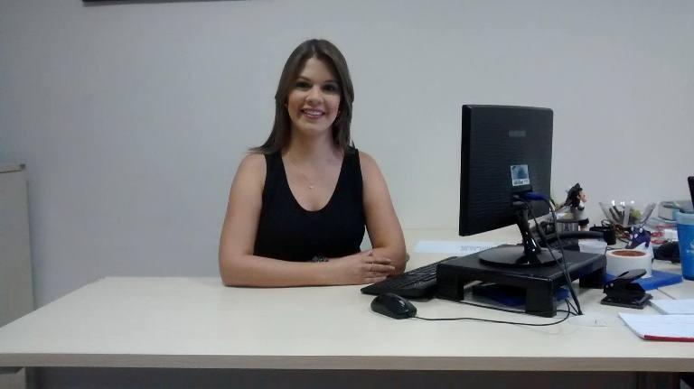 Tâmara Oliveira traz os destaques do esporte em Sergipe (Foto: Divulgação/TV Sergipe)