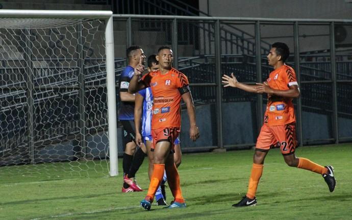Holanda vence São Raimundo Campeonato Amazonense (Foto: Gabriel Mansur)