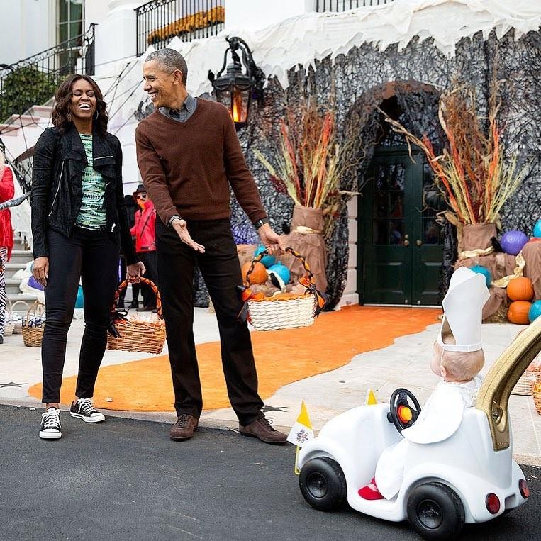 Barack Obama (Foto: Reprodução/Instagram)