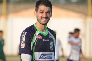 Gabriel Leite, Luverdense (Foto: Assessoria/Luverdense Esporte Clube)