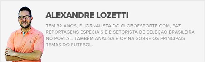 alexandre lozetti fooster (Foto: Globoesporte.com)