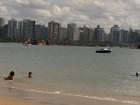 Confira os pontos mais perigosos para banho nas praias do ES