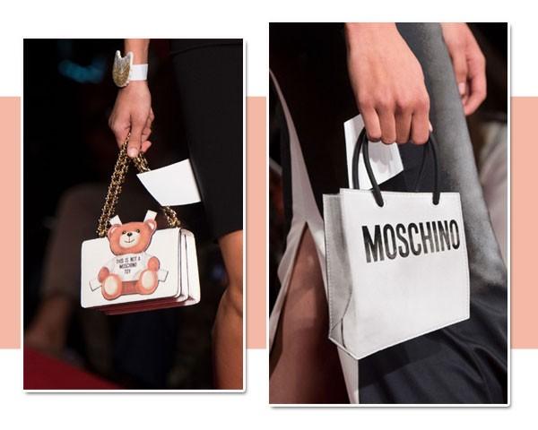 Moschino - Verão 2017 (Foto: Imaxtree)