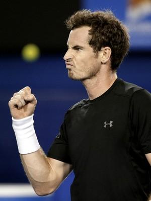 Andy Murray Novak Djokovic Aberto da Austrália (Foto: AP Photo/Bernat Armangue)