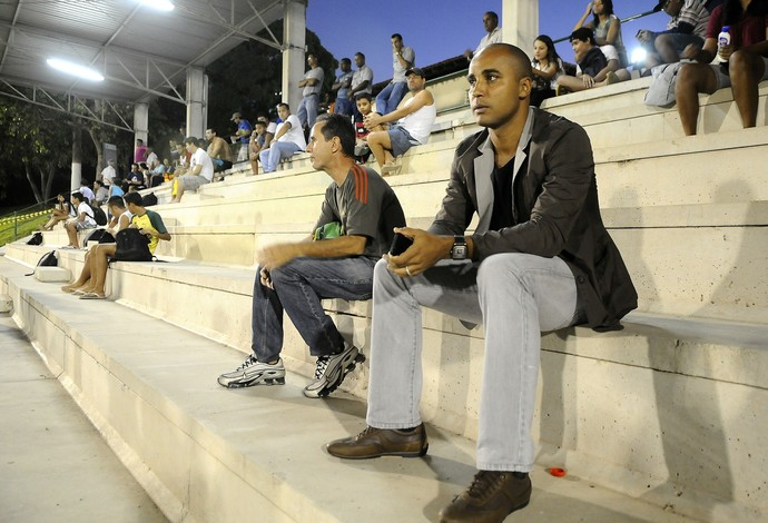 Deivid, ex-atacante (Foto: Carlos Alberto da Silva/A Gazeta)