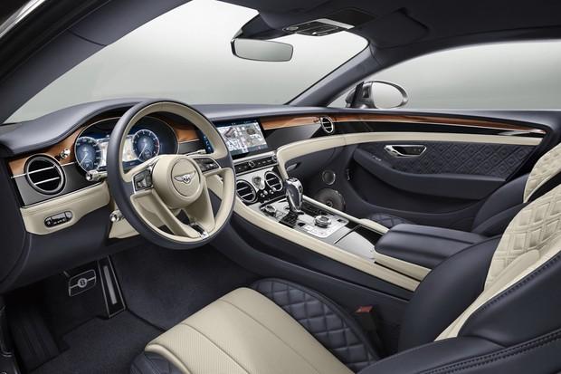 Bentley Continental GT (Foto: Divulgação)