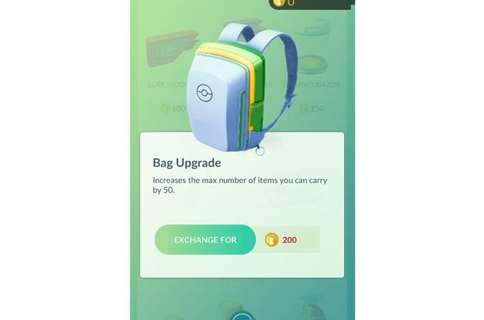 Entenda para que servem e como funcionam os itens em Pokémon Go (Foto: Reprodução/Felipe Vinha)