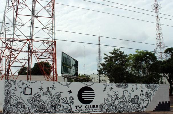 Arte é assinada pelo designer Sanatiel Costa (Foto: Katylenin França/TV Clube)