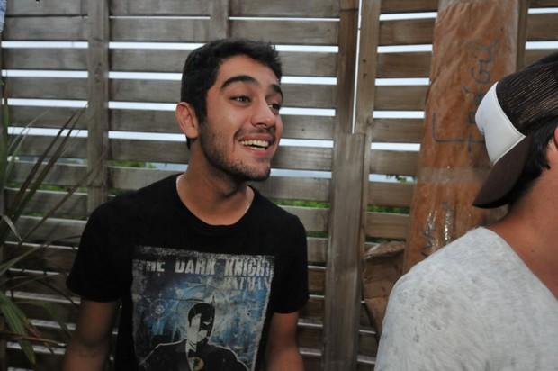 Fernanda Motta oferece festa em Jurerê com a presença de Miguel Rômulo (Foto: Divulgação / Cassiano de Souza)
