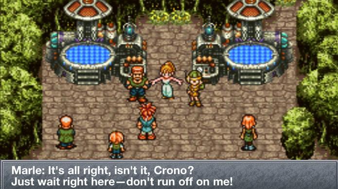 Chrono Trigger oferece o aclamado RPG do Super Nintendo para iOS e Android (Foto: Reprodução/Google Play)