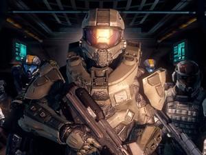 Master Chief está de volta em 'Halo 4' (Foto: Divulgação)