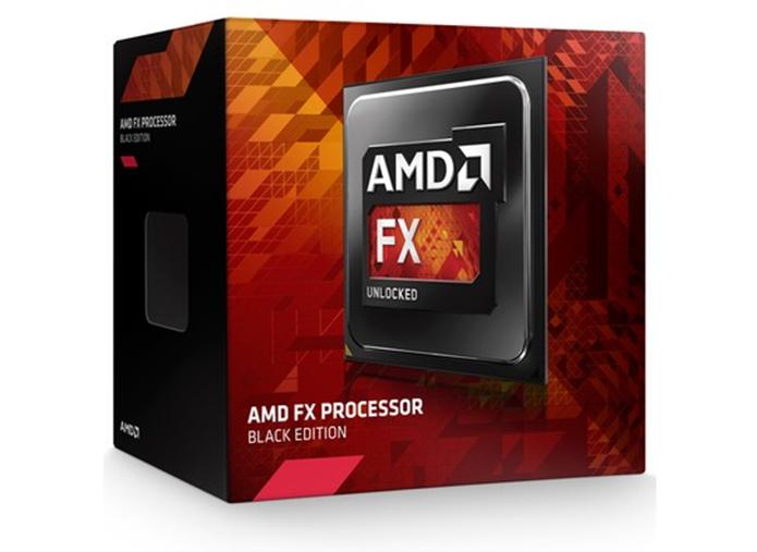 Mesmo com seis núcleos e velocidade de 3.5 GHz, o FX 6300 mostra sinais da idade e tem dificuldades de acompanhar o Pentium (Foto: Divulgação/AMD)