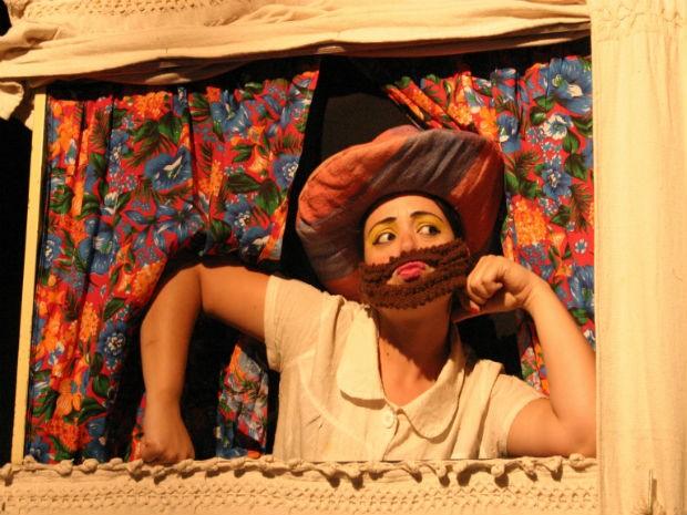 A peça 'Mais um conto de Maria' será apresentada na sexta-feira (28). (Foto: Divulgação)