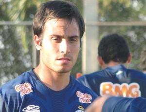 martinuccio, meia do Cruzeiro (Foto: Roberto Rodrigues / Globoesporte.com)