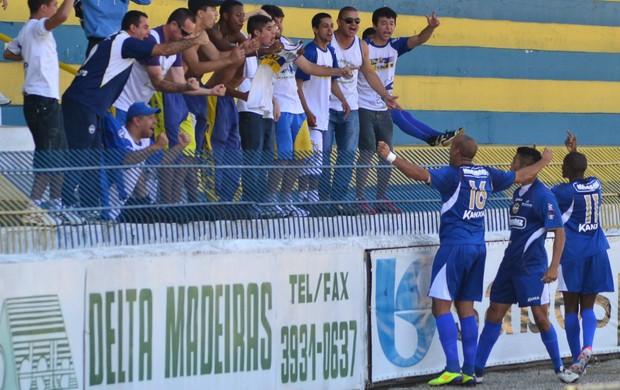 Lila São José Osasco Copa Paulista (Foto: Tião Martins/São José E.C)