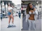 Em recuperação, Mayra Cardi revela: 'Perdi 10kg de massa muscular'