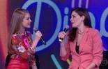 Marina Ruy BarbosaeLuma Costa acertam a primeira música do 'Ding Dong'
