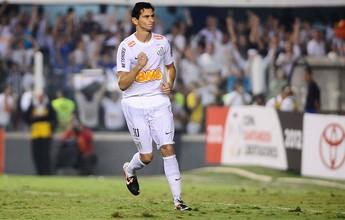 Na Memória: pelo alto, André e Ganso marcam, e Santos afunda o Flu na Vila