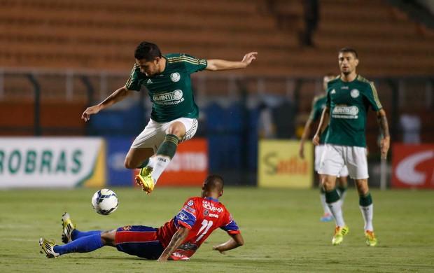 Palmeiras x Vilhena (Foto: Marcos Ribolli)