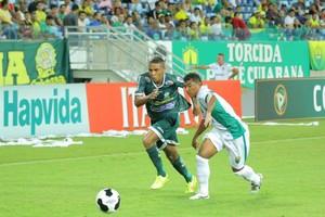 Cuiabá e Luverdense na Arena Pantanal pela Copa Verde (Foto: Edivaldo Rios/Luverdense Esporte Clube)