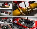 Modelo inovador, Lotus de Graham Hill é leiloada por R$ 2,5 milhões