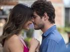 Bruna Marquezine sobre boatos de affair com Maurício Destri: 'É até bom'