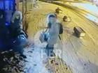 Câmeras mostram britânicas em rodoviária turca a caminho da Síria