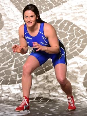 Adeline Gray luta olímpica  (Foto: Getty Images)