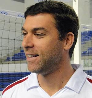 Levantador Marcelinho, Vôlei Minas (Foto: Valeska Silva / Globoesporte.com)