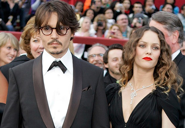 Johnny Depp mulher (Foto: AP)