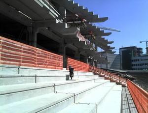 Primeira cadeira Arena Palestra (Foto: Reprodução da Internet)