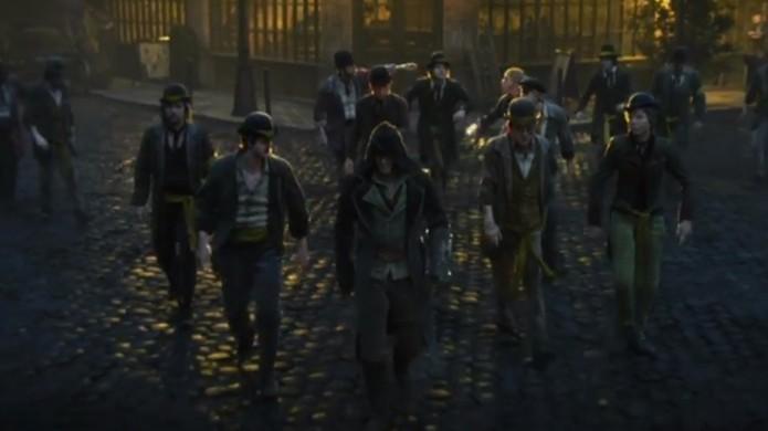 Jacob e sua gangue trazem a parte agressiva de Assassins Creed: Syndicate (Foto: Reprodução/Trusted Reviews)