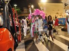 Bafão: Casal de mestre-sala e porta-bandeira é barrado na Sapucaí