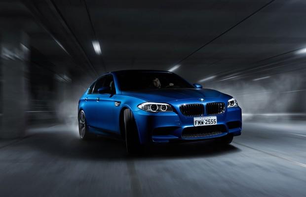 BMW M5 (Foto: Fabio Aro)